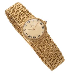A Ladies Corum 18k Wristwatch