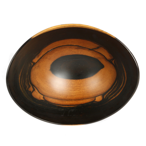 Bob Stocksdale (1913-2003): Ebony Wood Turned Bowl