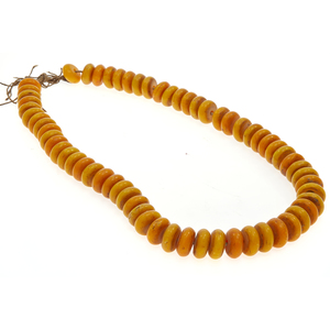 Asian Style Amber Necklace
