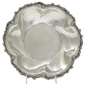 Continental .800 Silver Bowl