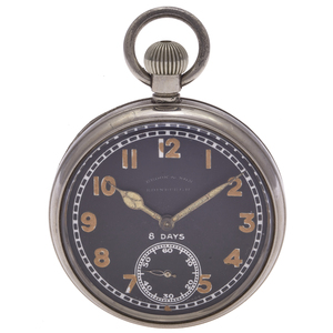 Brook & Son, Edinburgh Pocket Watch