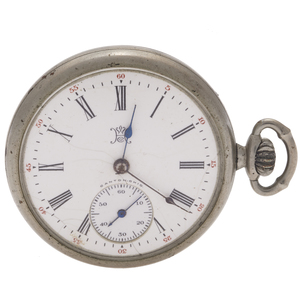 Hampden General Stark Pocket Watch