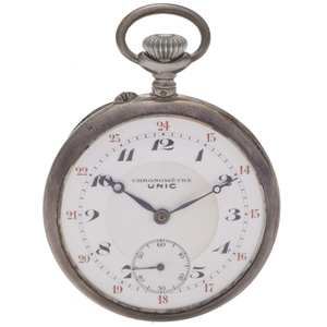 UNIC Chronometer Pocket Watch