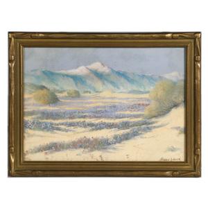 Harry Linder (Californian, 1886-1931) Pastels on Paper