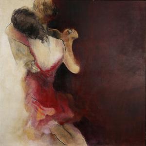 Ran Gazit (Israeli b. 1955) Oil Painting