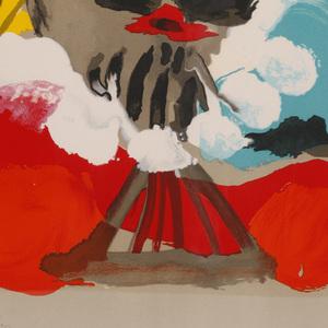 Pablo Picasso (Spanish 1881-1973) Lithograph