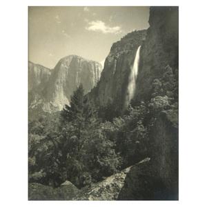 Willard Worden (American 1868-1946) Yosemite