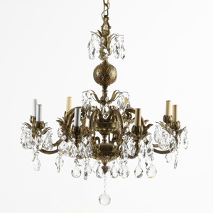 Rococo Style Chandelier
