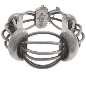 Antonio Pineda Mexican Sterling Silver Bracelet