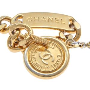 Chanel Signature Chain Link Belt Necklace