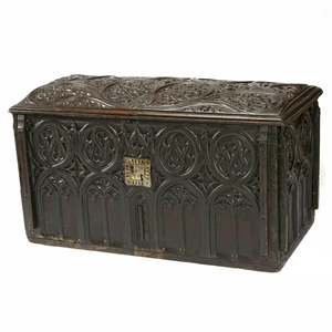 Gothic Revival Coffer