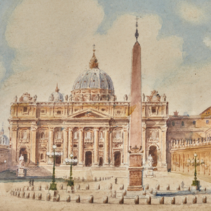 H. Airoldi, St. Peter's Square