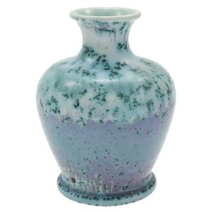 Ruskin Glazed Ceramic Vase, 1906