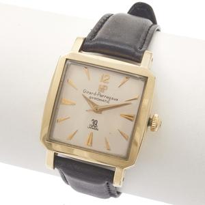 Girard-Perregaux Gyromatic Gold-Filled Wristwatch