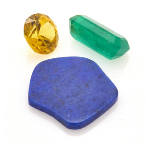 Collection of Unmounted Stones