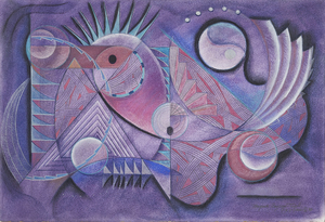Margarete Bagshaw-Tindel, Southwest Abstract
