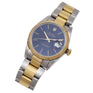 Gent's Rolex 18k, Stainless Steel Wristwatch, Ref. #16014