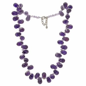 Collection of Amethyst, Fresh Water Pearl, Onyx Jewelry
