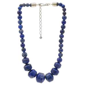 Collection of Lapis, Sponge Coral, Fresh Water Pearl Jewelry