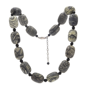 Group of Jasper, Sterling Silver Jewelry