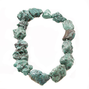 Massive Stabilized Turquoise Necklace