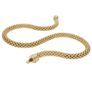 Fope 18k Yellow Gold Necklace