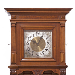 Victorian Tall Case Clock