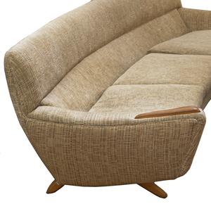 Illum Wikkelso Mid Century Sofa