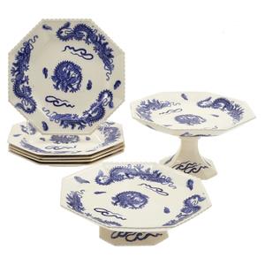 Copeland Japanesque Porcelain Mid 19th Century