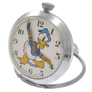 1950s Walt Disney Donald Duck Pocket Watch