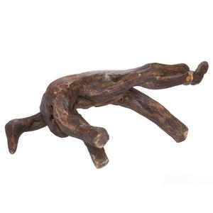 Philippines Figural Wood Stool