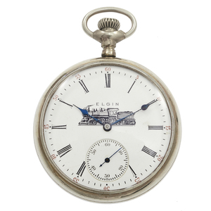 Elgin Railroad Pocket Watch