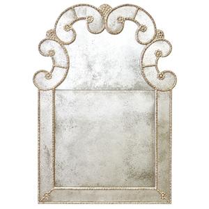 Venetian Rococo Style Mirror