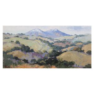 William E. Hamilton, Mt. Diablo Rolling Hills