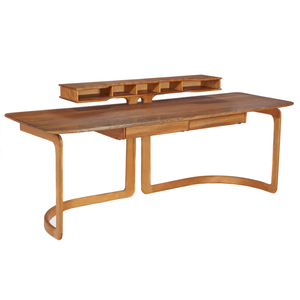 Contemporary Artisan  Desk, Buechley Woodworking