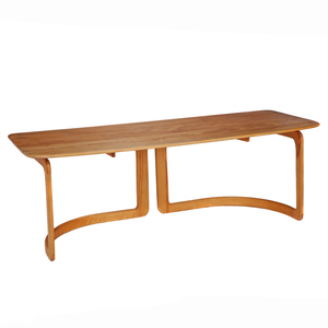 Contemporary Artisan Table, Buechley Woodworking