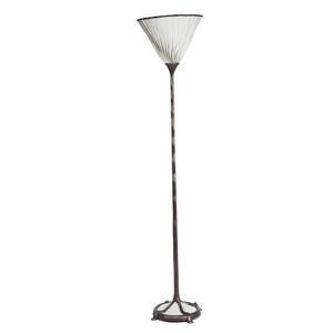 Hilliard Contemporary Floor Lamp