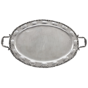 Mexican Sterling Tray