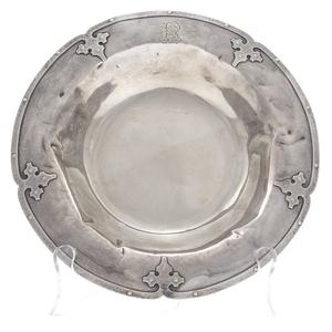 XIV Century Shreve & Co. Sterling Bowl