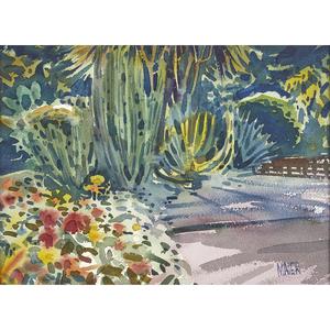 Donald Maier, Garden