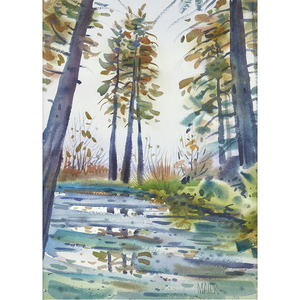 Donald Maier, Russian River Reflections