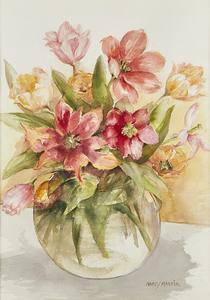 Nancy Martin, Viola's Tulips
