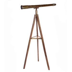 Ottway & Co Brass Telescope on Tripod
