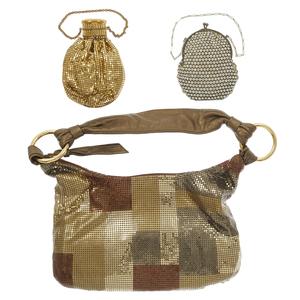 Whiting & Davis Mesh Handbags