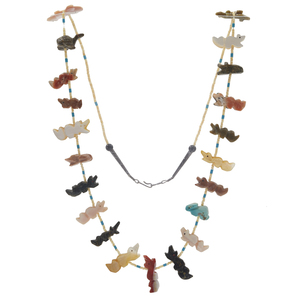 Collection of Native American Jewelry Items