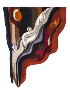 Webber, Helen; Fiber Art Tapestry