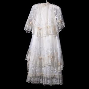 Vintage Christening Gown Set