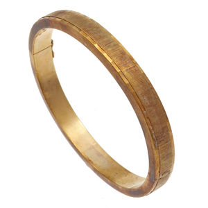Kurt Gutmann 14k Rose Gold Bangle Bracelet