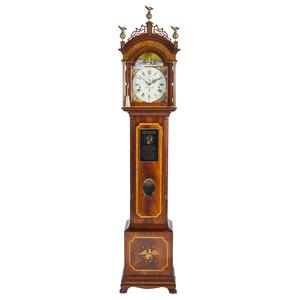 Comitti George Washington Tall Case Clock