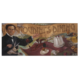 Houdini Mural